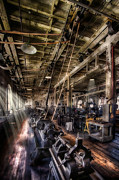 Jerry Fornarotto - Machine Shop