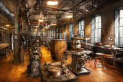 Mike Savad - Machinist - Industrious Society