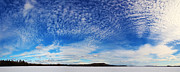 Photographic Art Art - Mackerel Sky by ABeautifulSky  Photography