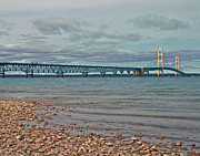 Brady D Hebert - Mackinac Bridge