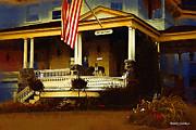 Mackinac Island Home 3 Print by Robert Sobota