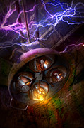 Dungeon Metal Prints - Mad Scientist - Your operation was a success Metal Print by Mike Savad