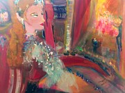 Ballet Originals - Madame at the ballet by Judith Desrosiers
