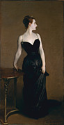 Singer Paintings - Madame X Madame Pierre Gautreau by John Singer Sargent
