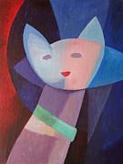 Mademoiselle Print by Lutz Baar