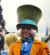 Mad Hatter Photo Posters - Madness I Say Poster by Rachel E Moniz