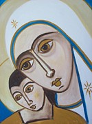 Michael C Doyle - Madonna with child