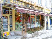 Anne Gordon - Magasin General Store