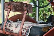 Magic Carpet Ride Southern Style Print by Kathy Clark