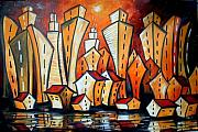 Elizabeth Kawala - Magic city - on the Red...