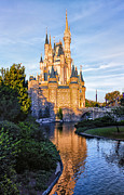 Bill Tiepelman - Magic Kingdom Castle