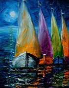 Elizabeth Kawala - Magic of sailing