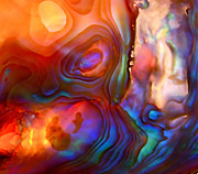 Magic Shell Print by Rona Black