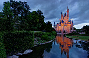 Magic Kingdom Photos - Magic by Zach  Roberts