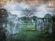 Monolith Digital Art - Magical Brittany by Barbara Orenya