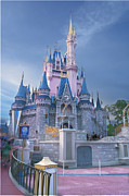 Walt Disney World Florida Art - Magical moments by Ryan Crane
