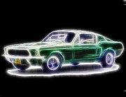 Paul Van Scott - Magical Mustang Fastback