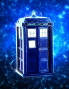 Paul Van Scott - Magical Tardis