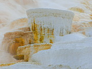 Yellowstone Mixed Media - Magically Created by Yellowstone by Photography Moments - Sandi