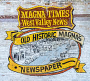 Gary Whitton - Magna Times Newspaper...
