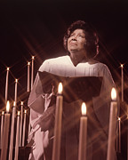 Mahalia Jackson Art - Mahalia Jackson by Day Dreams Day Dreams
