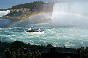 Barbara Mcdevitt Framed Prints - Maid of the Mist -41 Framed Print by Barbara McDevitt