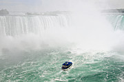 Paul Van Baardwijk Art - Maid of the Mist by Paul Van Baardwijk