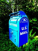 Will Boutin Photos - Mail Box