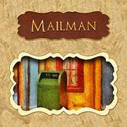 Mike Savad - Mailman button