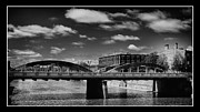 Galt Framed Prints - Main Street Bridge Framed Print by Vincent Dwyer