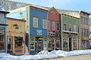 Fiona Kennard - Main Street Crested Butte