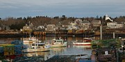 Christopher Mace - Maine Fishing Village