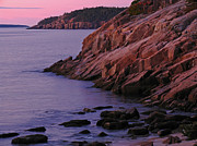 Acadia National Park - Maine Granite Coast Sunrise by Juergen Roth
