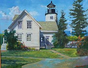 Michael McDougall - Maine Lighthouse