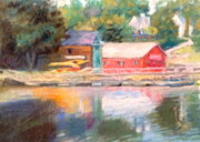 Janet McGrath - Maine Waterfront