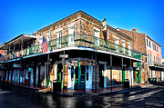 Jazz Digital Art - Maison Bourbon - New Orleans by Bill Cannon