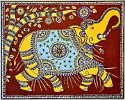 Majestic Print by Deepti Mittal