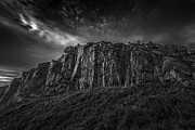 Sudbury Prints - Majestic Mountain Print by Paul St George