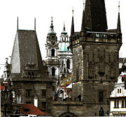 Featured Photo Originals - Majestic Prague by Ira Shander
