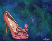 Designer Clothes Paintings - Majo Valentino by Melissa  Pop