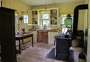 Claudette DeRossett - Majorie Rawlings Kitchen...