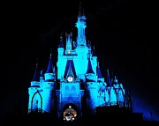Magic Kingdom Photos - Make It Blue by Benjamin Yeager