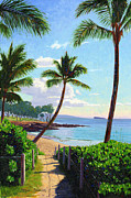 Steve Simon - Makena Beach - Maui