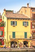 Susan Leonard - Malcesine Italy