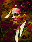Malcolm X 20140105 Print by Wingsdomain Art and Photography