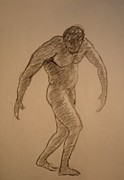 Moral Drawings - Male Croquis by Genio GgXpress