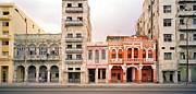 Malecon Prints - Malecon In Havana Print by Shaun Higson