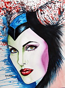 Maria Barry - Maleficent