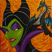 Susan Cliett - Maleficent