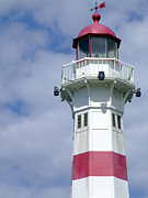 Malmo Prints - Malmo lighthouse 03 Print by Antony McAulay